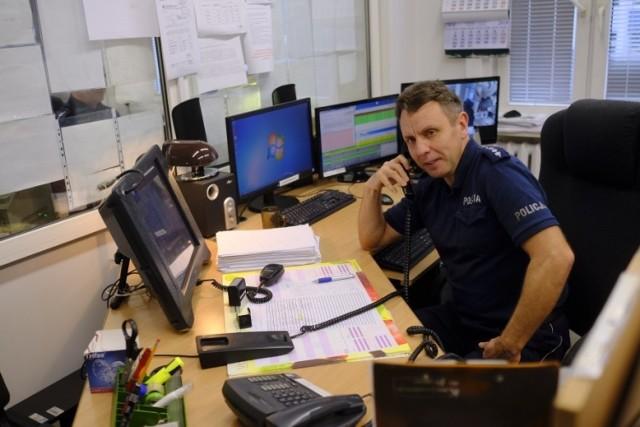Numery telefonów stacjonarnych na policję uległy zmianie.