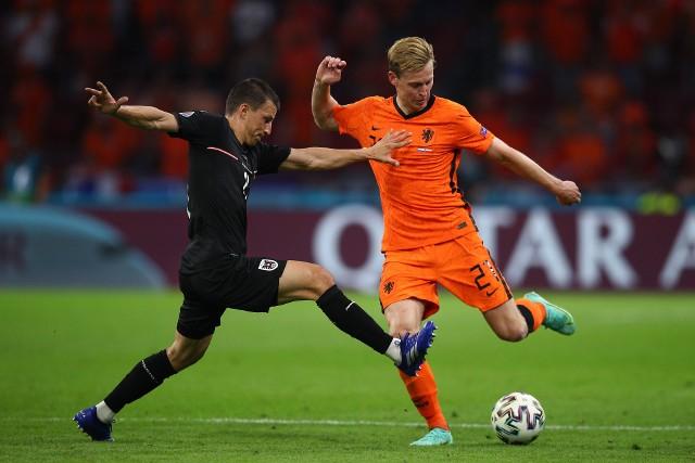 Mecz Macedonia Północna - Holandia ONLINE. Gdzie oglądać w telewizji? TRANSMISJA TV NA ŻYWO
