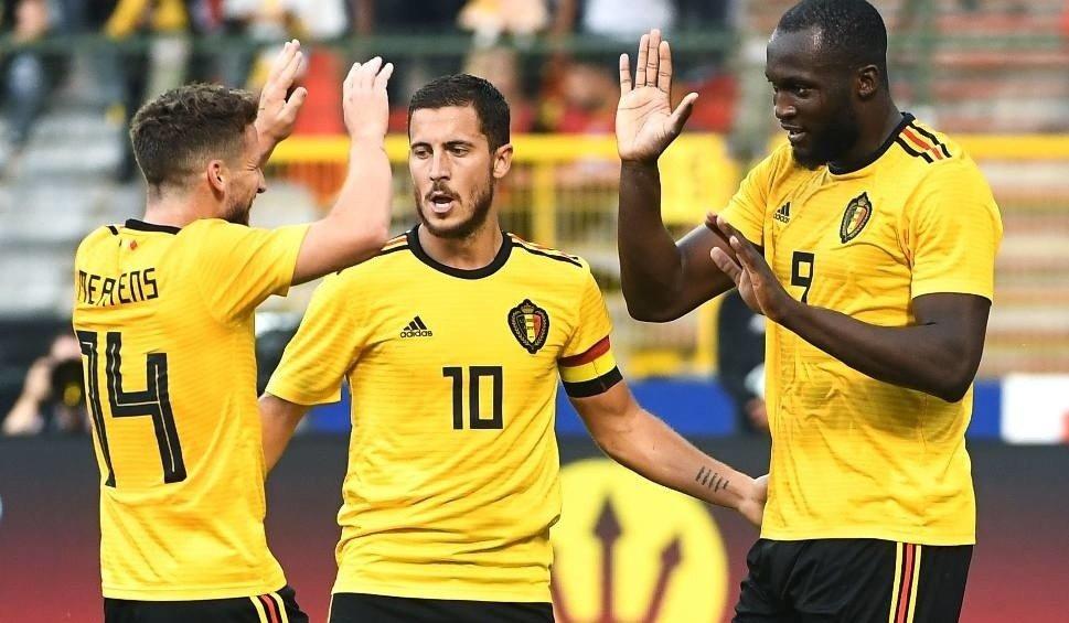 1afe3c705 Belgia - Japonia Mundial 2018 TRANSMISJA LIVE, NA ŻYWO, GDZIE OGLĄDAĆ  Mistrzostwa Świata w piłce nożnej Gwizdać będzie Senegalczyk!
