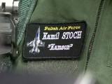 """Kamil Stoch przeleciał się F16. """"To spełnienie moich marzeń"""" [wideo]"""