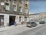 Policyjna interwencja przy ul. Nawrot. Włamywacz groził, że wysadzi budynek w powietrze