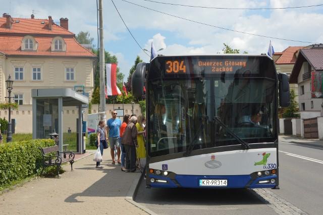 Linia 314 ma być wzmocnieniem połączenia 304, najbardziej obleganego autobusu w aglomeracji krakowskiej