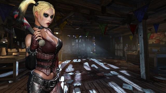 Batman Arkham City: Game of the Year EditionBatman Arkham City: Harley Quin, bohaterka ostatniego dodatku do gry