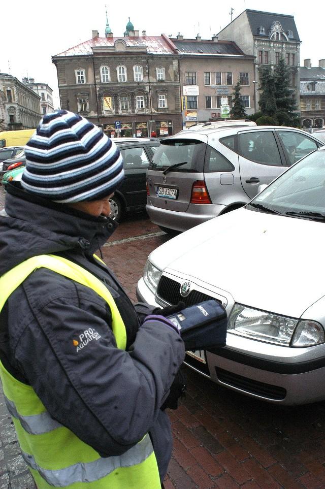 W Bielsku-Białej brakuje miejsc parkingowych