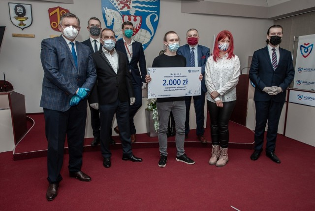 Celem konkursu jest zachęcenie młodych ludzi do pozostania w Koszalinie, wiązania kariery zawodowej z naszym miastem oraz do zakładania własnych firm.