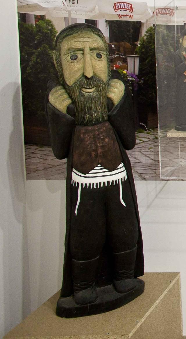 Figurka z wystawy