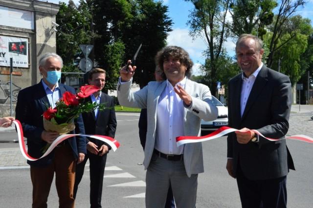 Droga wojewódzka 521 Prabuty-Kwidzyn została uroczyście oddana do użytku 7.07.2020
