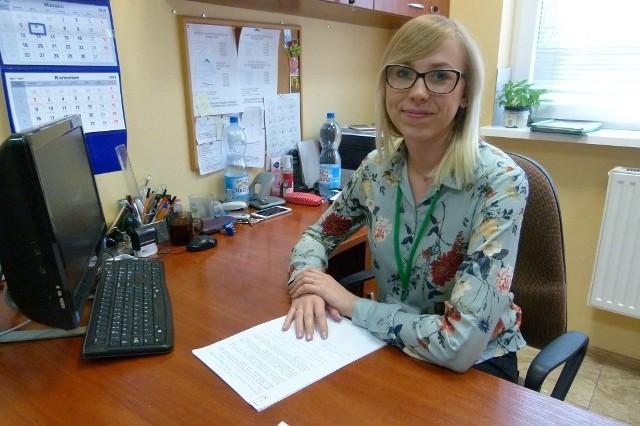 Marta Michalska-Miklas, inspektor w MOPS Kutno