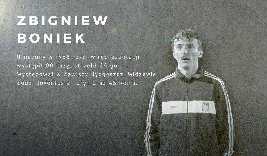 Zbigniew Boniek...