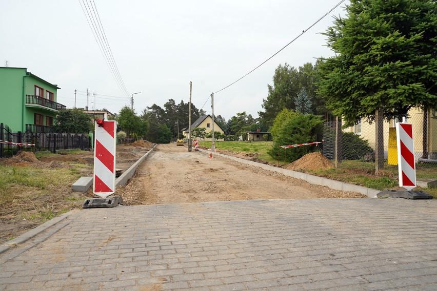 Remont drogi w Piasecznie zakończy się na przełomie lipca i...