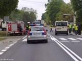 15-latek zginął na pasach. Potrącili go policjanci