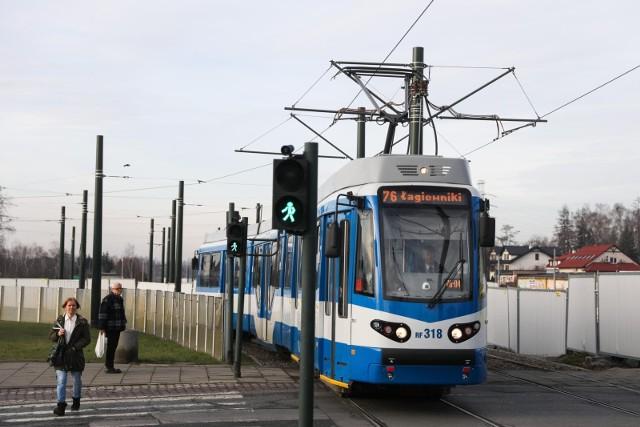 Wielka awaria sieci trakcyjnej. Tramwaje nie dojadą do Kurdwanowa do końca weekendu