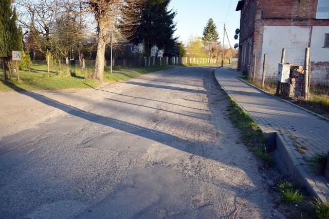 Drogi w Dretyniu i Słosinku