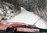 Zima na Dolnym Śląsku. Śnieg coraz bliżej Wrocławia [ZOBACZ ZDJĘCIA]