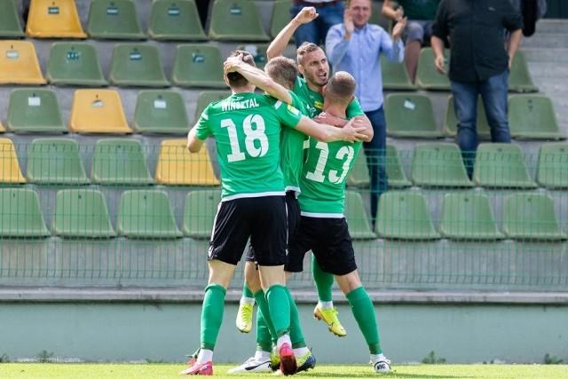 GKS Bełchatów pokonał Stal Mielec