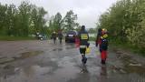 Strażacy w poniedziałek kontynuowali poszukiwania mężczyzny, który miał wskoczyć w niedzielę do kamionki Bolko w Opolu