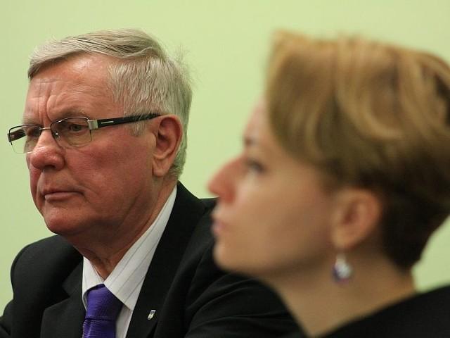 Od początku procesu burmistrz Międzyrzecza Tadeusz Dubicki zapewnia o swojej niewinności