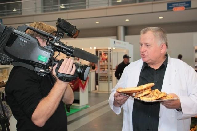 Marek Jurycki, prezes Cechu Rzemiosł Spożywczych w Lublinie