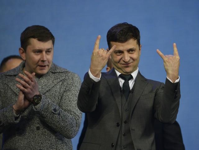 Przed Wołodymyrem Zelenskim najtrudniejszy czas. Ukraińcy pokładają w nim ogromne nadzieje, pytanie czy będzie w stanie spełnić swoje obietnice