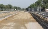Opóźnienia na budowie Trasy Górna [film, zdjęcia]