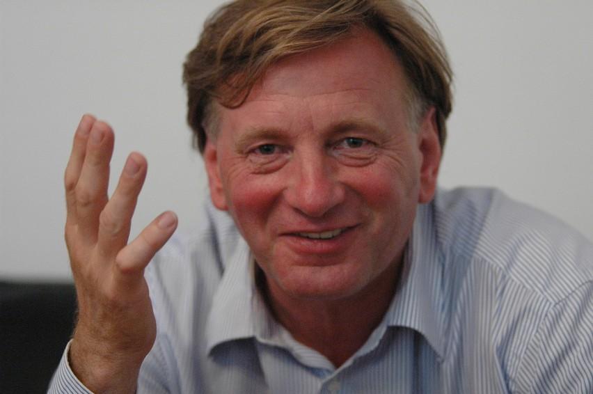 Dyrektor Teatru Osterwy Jan Tomaszewicz zaprasza na finał spotkań teatralnych w Gorzowie.
