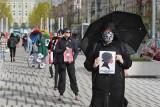 Poznań: Kolejny protest przeciwko ustawie antyaborcyjnej - przed Biedronką na Świętym Marcinie [ZDJĘCIA]