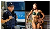 Białostocka policjantka pozuje w bikini. To Marlena Mosiej. Swoje wyrzeźbione ciało na co dzień ukrywa pod mundurem (zdjęcia)