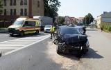 Poważny wypadek na ul. Westerplatte w Słupsku [ZDJĘCIA]