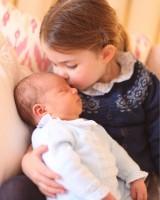 William i Kate pokazali zdjęcie najmłodszego dziecka. Tak wygląda książe Louis