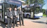 Nowe autobusy w mieście