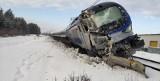Koszarówka. Pociąg zderzył się z ciężarówką na przejeździe kolejowym