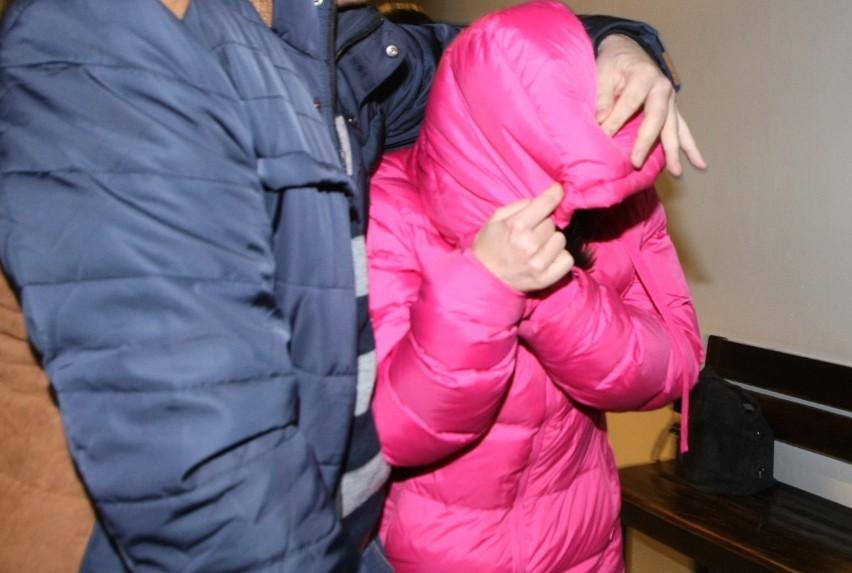 Iwona J. trafiła do aresztu w listopadzie 2016 roku