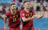 """Belgia - Portugalia. Thorgan Hazard: już nie tylko młodszy brat Edena. To jego strzał zapewnił zwycięstwo """"Czerwonym Diabłom"""" [WIDEO]"""