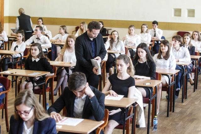Jako pierwszy prezentujemy arkusz próbnej matury z języka polskiego.