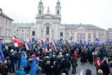 Marsz Tysiąca Tóg. Prezydent Andrzej Duda zarzuca sędziom hipokryzję