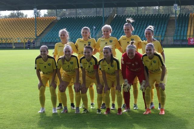 Piłkarki GKS Katowice doznały nieoczekiwanej porażki z Olimpią Szczecin