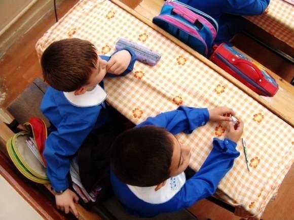 W nowych domkach dzieci mają znakomite warunki do nauki