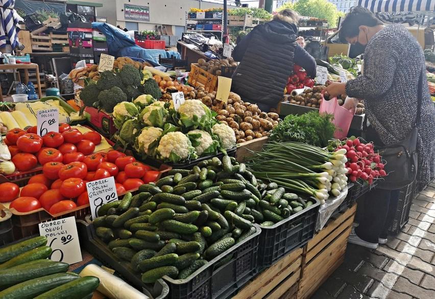 Ceny warzyw i owoców zaczynają spadać. Na jakim poziomie się...