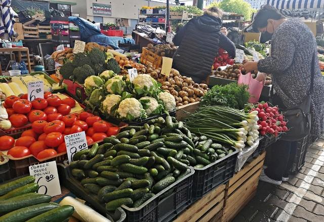 Ceny warzyw i owoców zaczynają spadać. Na jakim poziomie się zatrzymają nie sposób dziś przewidzieć