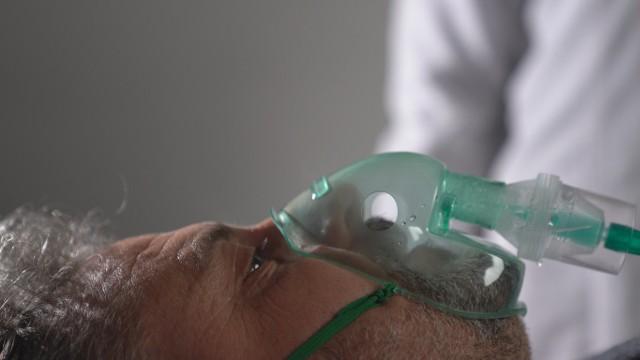 Brak butli z tlenem w szpitalu w Kraśniku.