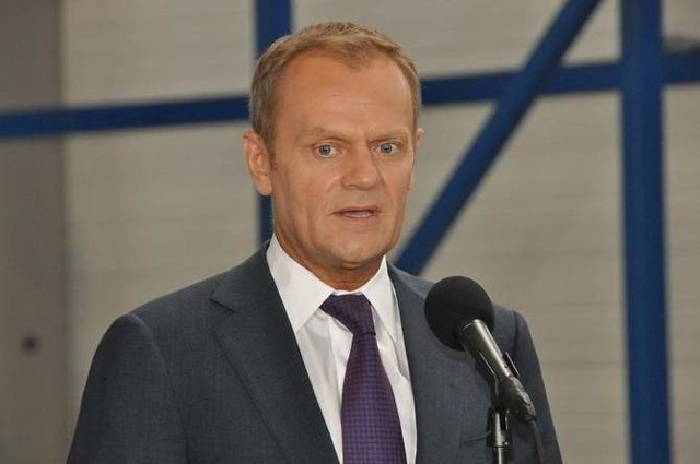Donald Tusk odwiedza województwo podlaskie