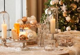 Stół Wigilijny świąteczne Dekoracje Jak Przystroić Stół Na