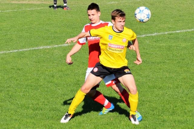 Patryk Formas zdobył w rundzie jesiennej 7 goli na boiskach małopolskiej ligi juniorów starszych.