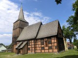 Wspólna promocja trzech kościołów drewnianych Regionu Kozła. Nowa ulotka już dostępna