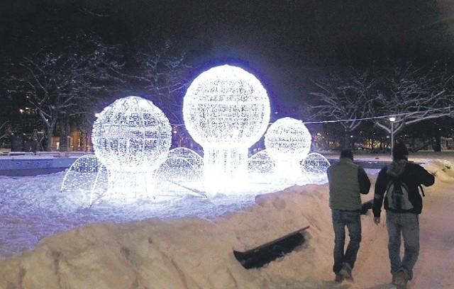Szczecin już dwa razy wygrał konkurs na najładniej oświetlone miasto w Polsce.