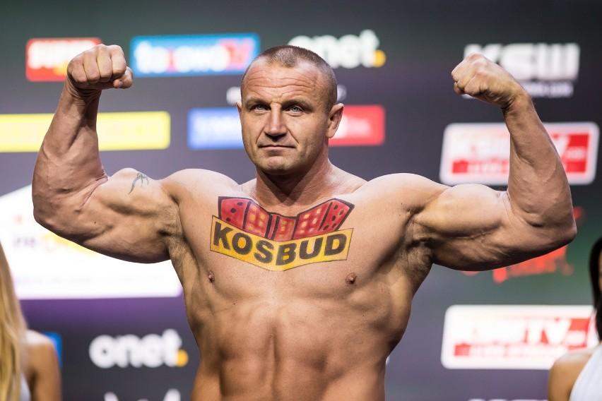 Mariusz Pudzianowski Cierpliwy Tytan Pracy Czasami Traci