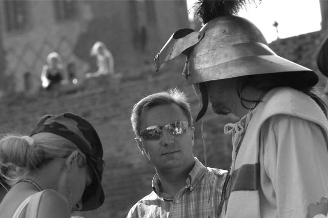 Jacek Spychała był znanym reżyserem spektakli
