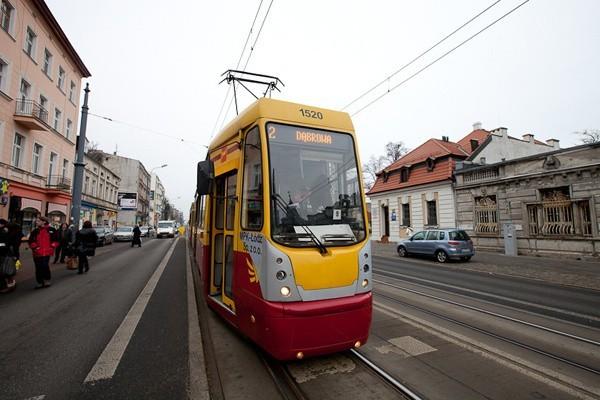 Zmiany spowodują zapewne, że w łódzkich tramwajach będzie jeszcze tłoczniej niż dotychczas.