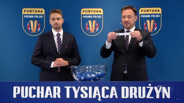 Adam Delimat i Łukasz Wachowski z PZPN