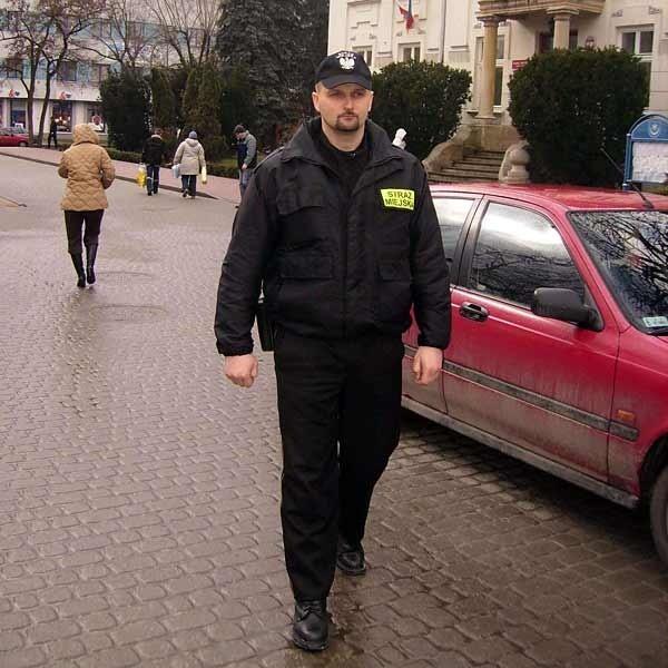 Artur Wójcik: - Dzięki poszerzeniu kompetencji straży miejskiej nasza praca będzie w pełni wykorzystana.